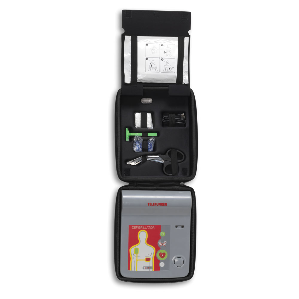 Safety Alert - Telefunken Models HR1 & FA1 Defibrillators 3