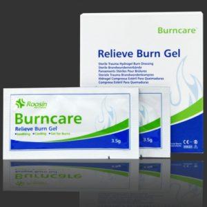 Burncare Burn Gel 3.5g Sachet (Pack of 10) 2