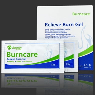 Burncare Burn Gel 3.5g Sachet (Pack of 10) 3