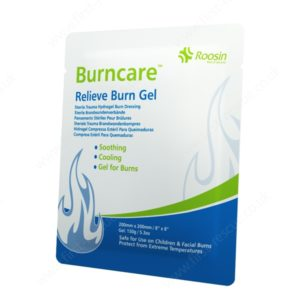 Burncare 20cm x 20cm Burn Dressing