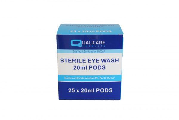 eyewash 20ml pods