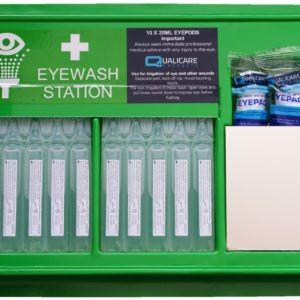 Emergency Eye Wash Pod Station 3