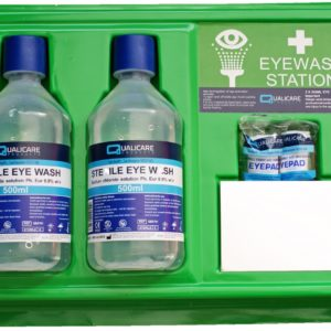 Eye wash wall station 500ml
