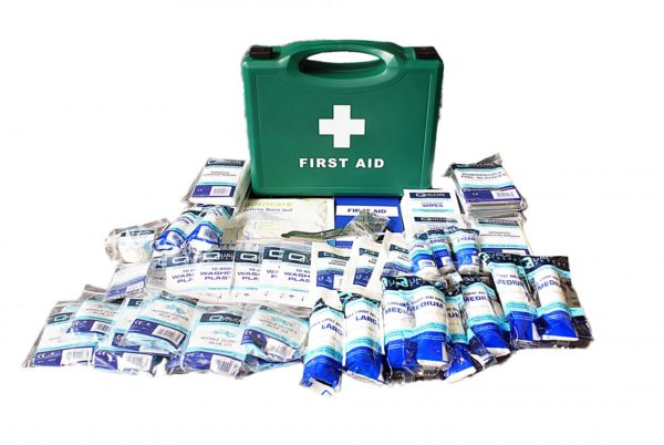 BSI First aid kit medium