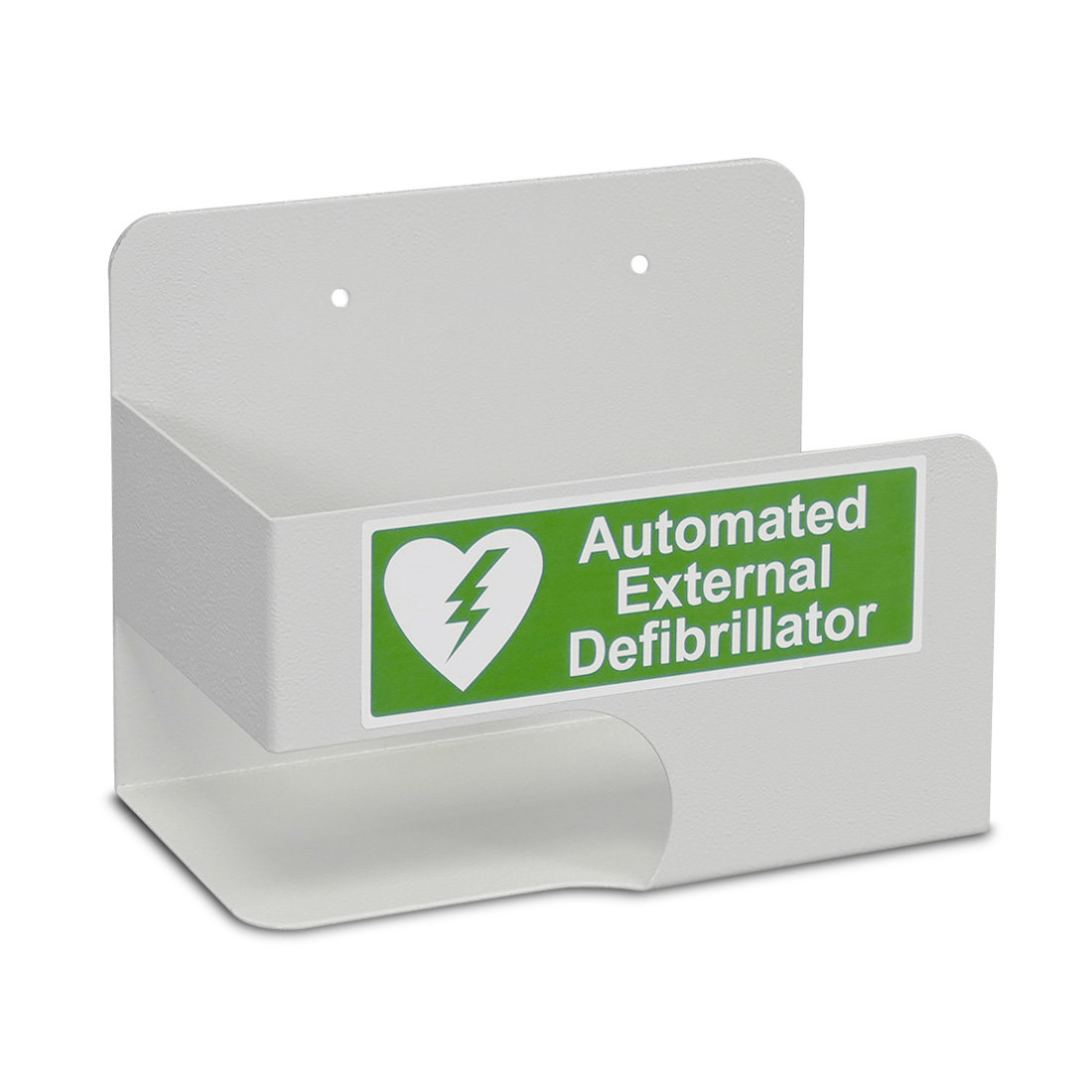 Universal AED Wall Bracket 2