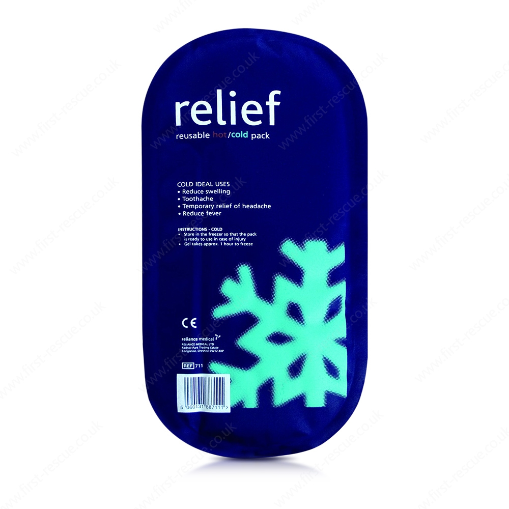 Reusable Hot or Cold pack