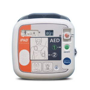 I-PAD SP2 Fully-Automatic Defibrillator 10