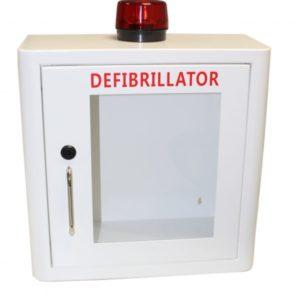 Indoor Steel Defibrillator Cabinet (Universal) 12