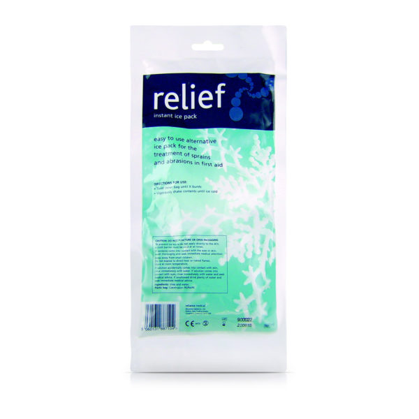 Relief Instant Ice Pack (Pack of 10) 1
