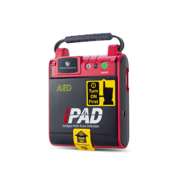 I-PAD SAVER NF1201 Fully-Automatic Defibrillator 8