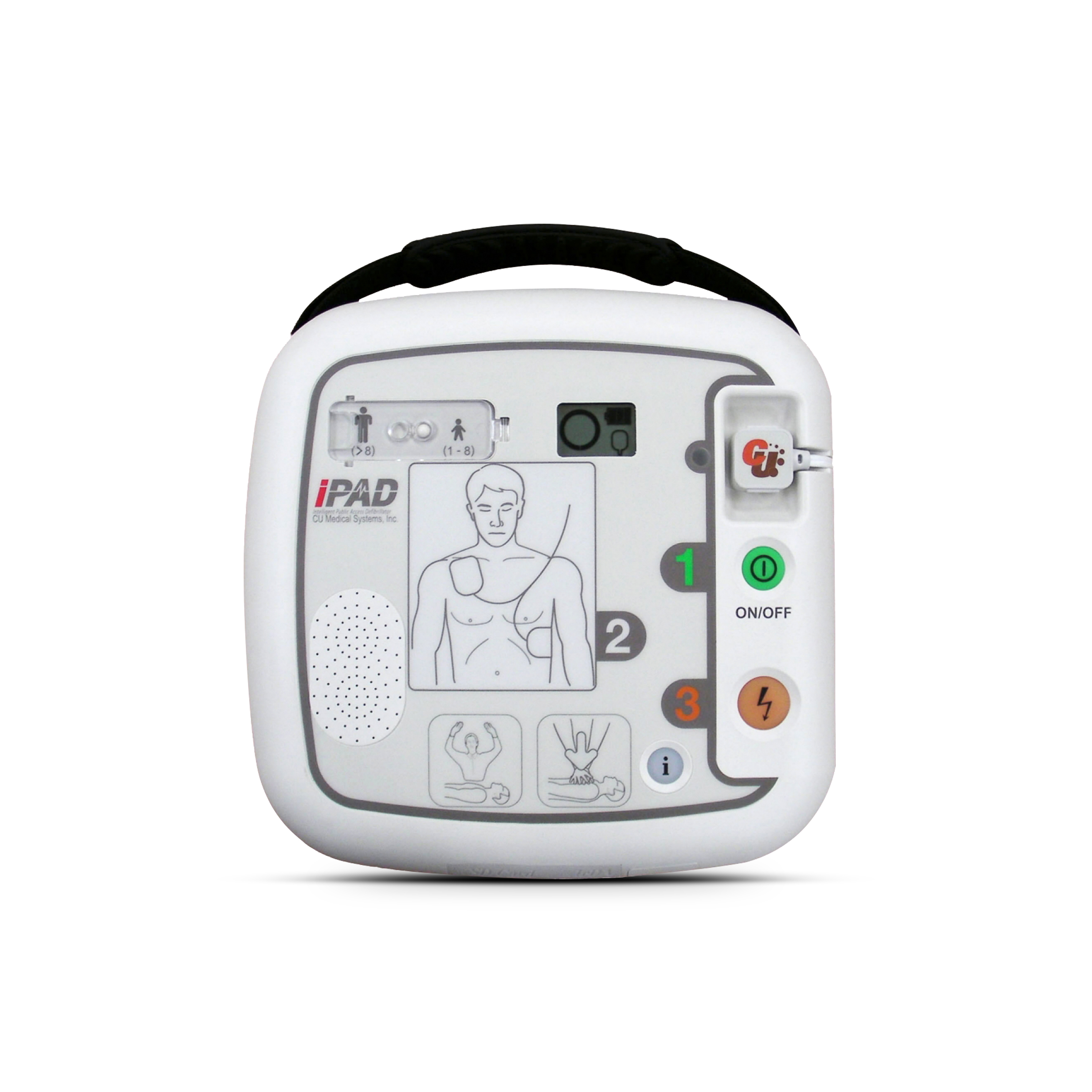 New i-PAD Defibrillator Range Added 1