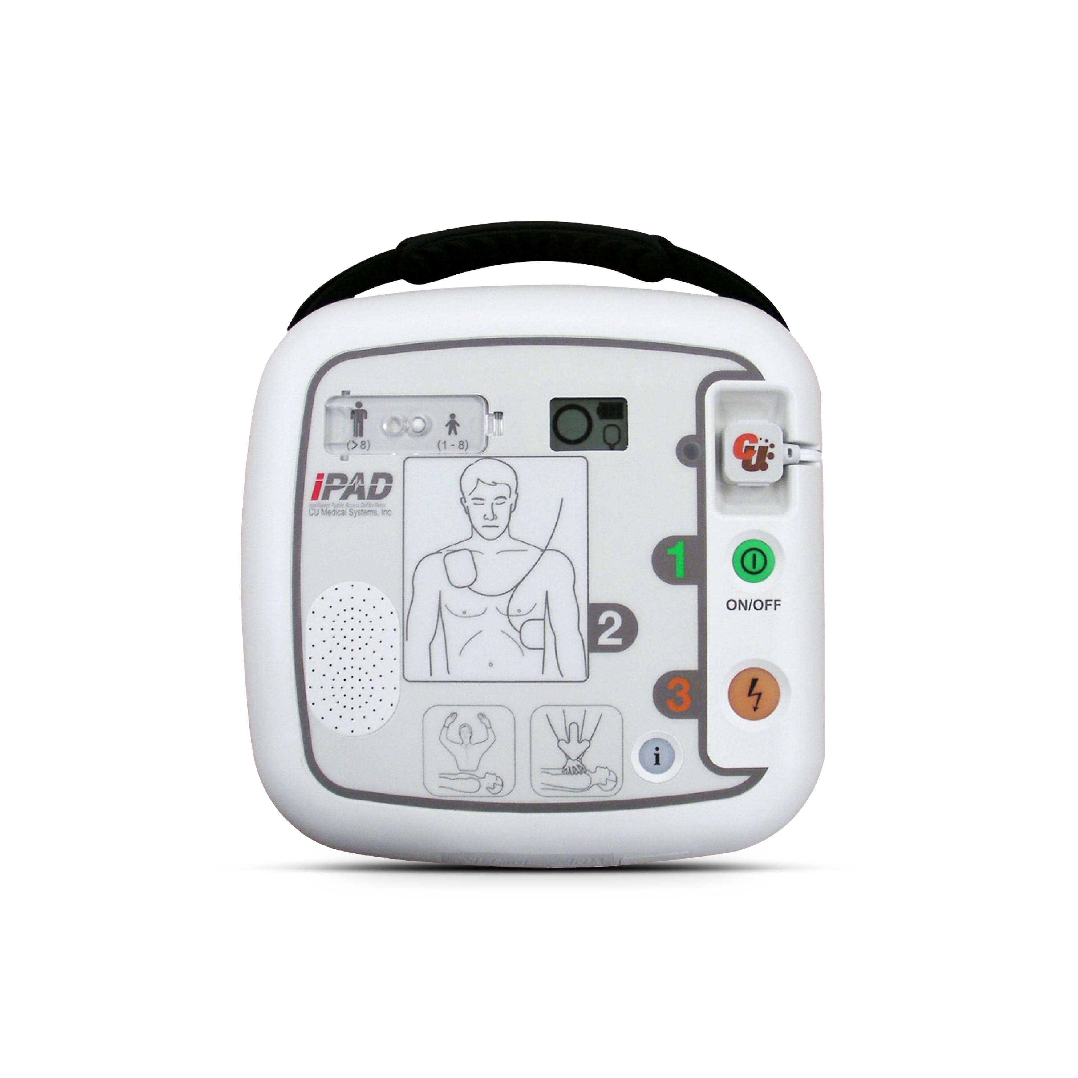 I-PAD SP1 Semi-Automatic Defibrillator