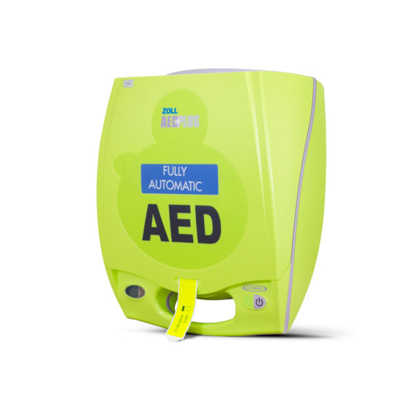 ZOLL AED Plus Fully-Automatic Defibrillator 8