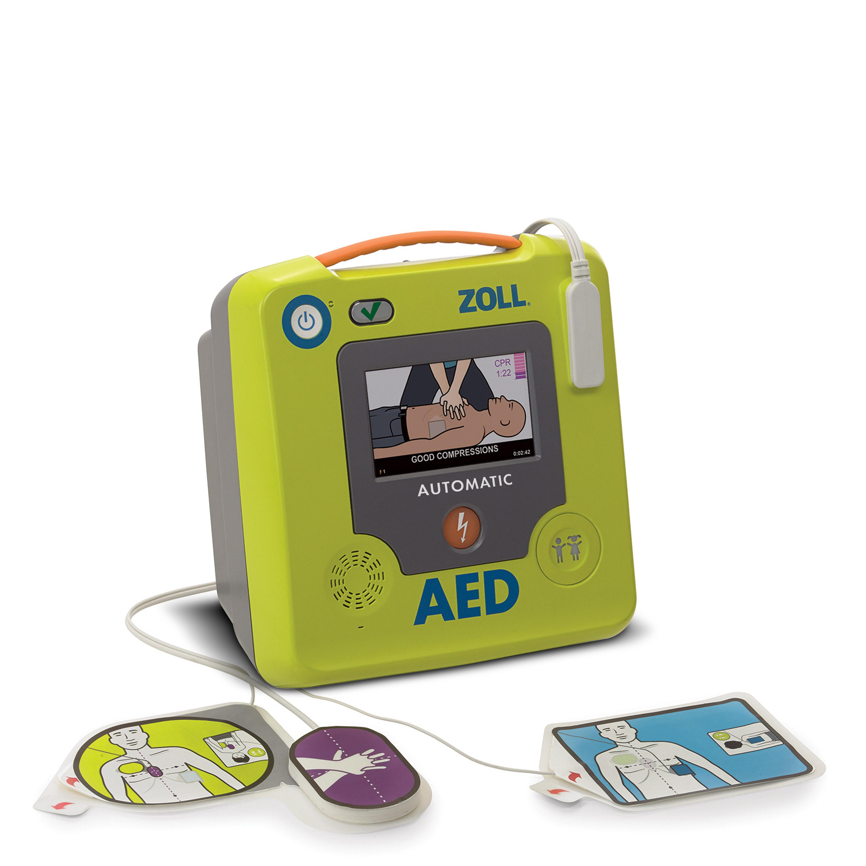 ZOLL AED 3 SEMI AUTO