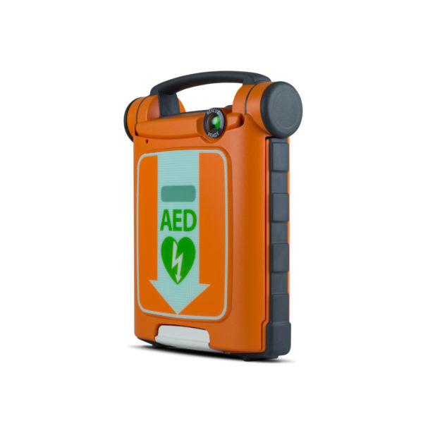 Cardiac Science Powerheart G5 Fully Automatic AED with CPRD 8