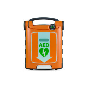 Cardiac Science Powerheart G5 Fully Automatic AED with CPRD 9