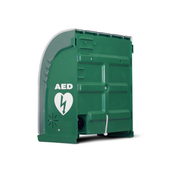 AIVIA 200 Outdoor AED Cabinet 1