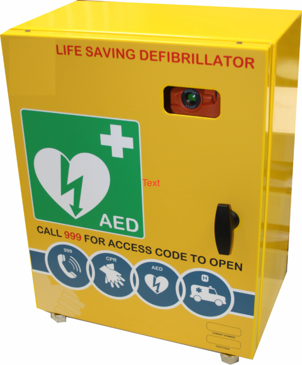 AED Cabinet non locking