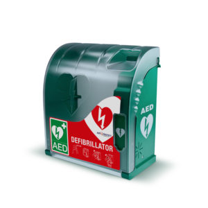 AIVIA AED protect cabinet