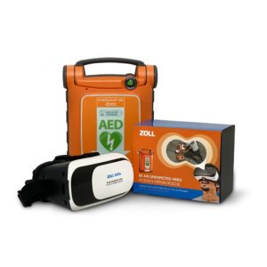 Cardiac Science Powerheart G5 Fully Automatic Defibrillator with CPRD
