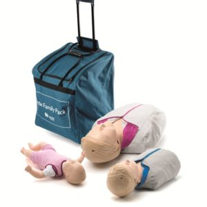 Laerdal Little Family Pack of QCPR Manikins