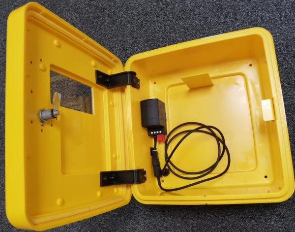 4000 Series Outdoor Defibrillator Cabinet (Non-Locking) 3