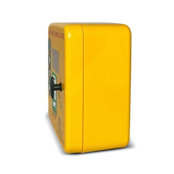 DefibStore 4000 Outdoor Defibrillator Cabinet (Non-Locking) 1