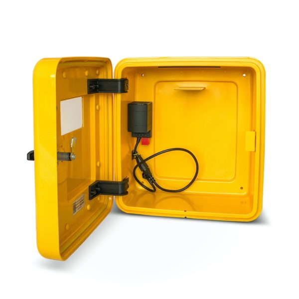 DefibStore 4000 Outdoor Defibrillator Cabinet (Non-Locking) 2