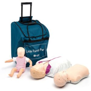 Laerdal little family pack manikins