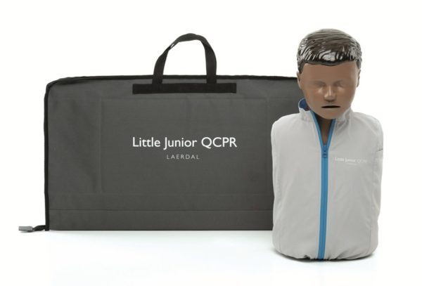 Laerdal little junior QCPR dark skin