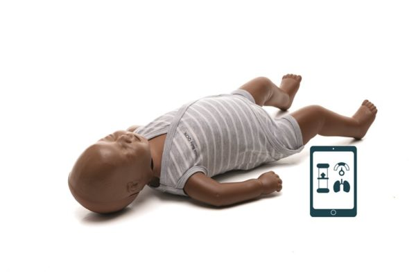 Laerdal little baby QCPR dark skin