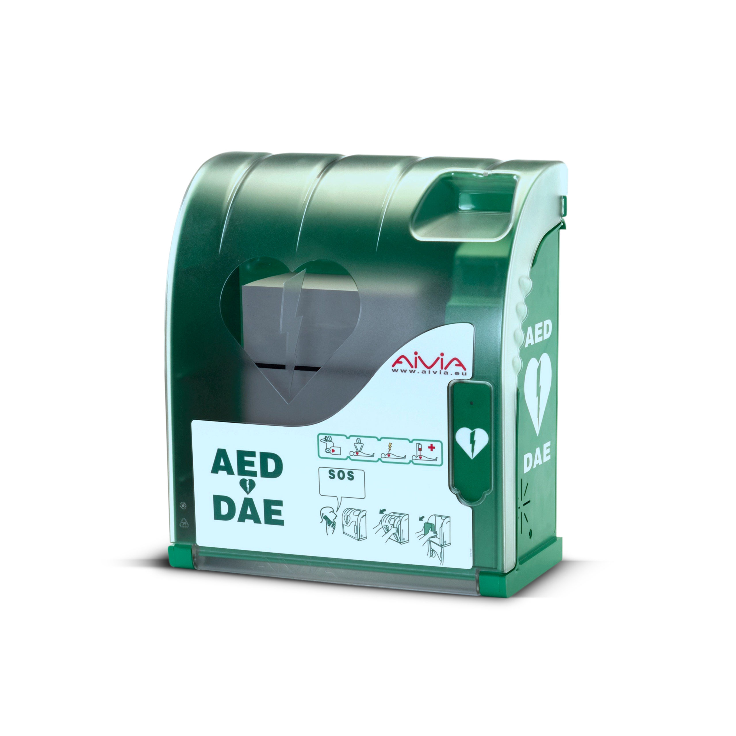 AIVIA 100 Indoor AED Cabinet c/w Alarm