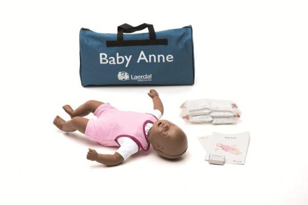 Laerdal Baby Anne (Dark Skin)