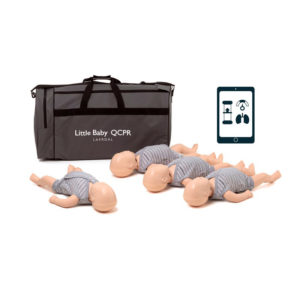 Laerdal Little Baby QCPR 4 pack