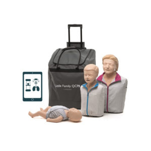 Laerdal Little Family of QCPR Manikins