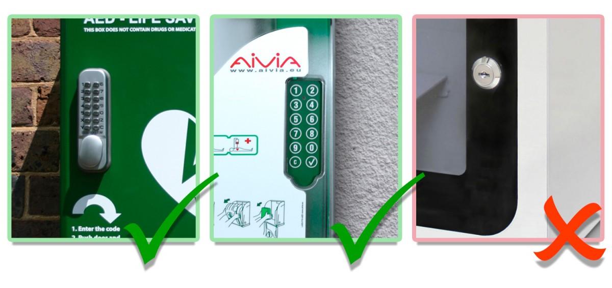 Considerations when choosing an outdoor defibrillator cabinet 3