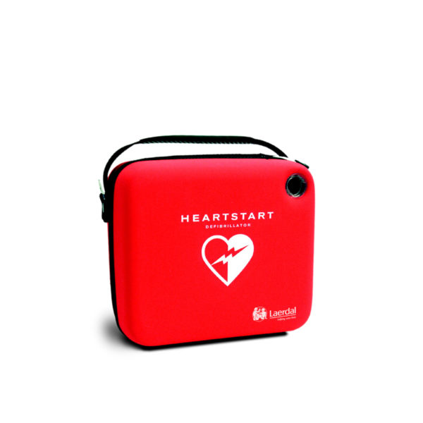 Philips HeartStart HS1 Defibrillator with Standard Carry Case 5