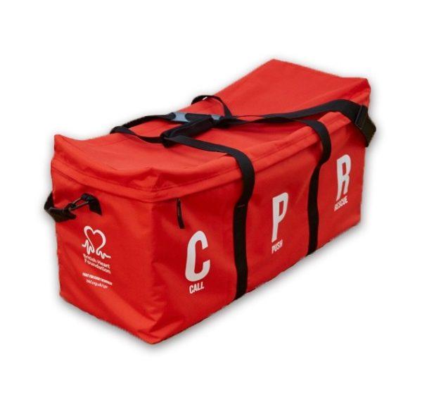 British Heart Foundation Mini Anne Plus Kit (Universal) - 10 pack