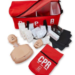 British Heart Foundation MiniAnne Plus Kit (Universal) – 10 pack