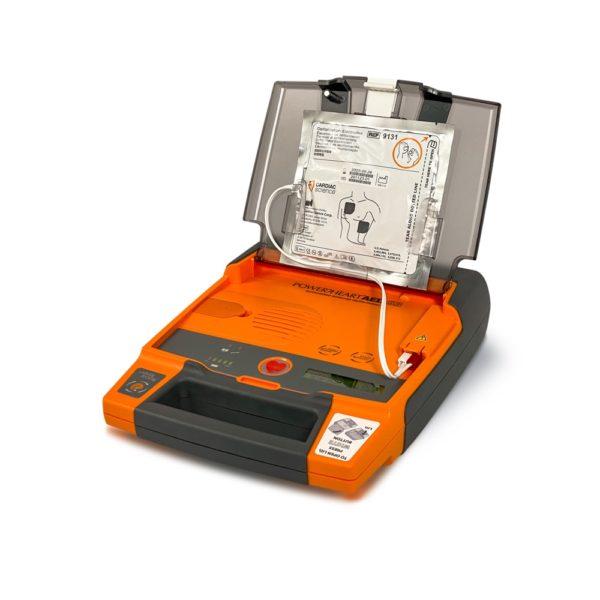 Cardiac Science Powerheart G3 Elite Semi Automatic Defibrillator 8
