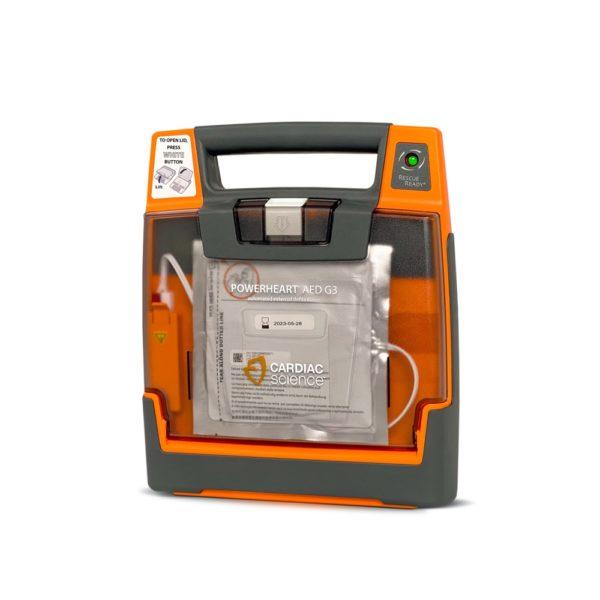 Cardiac Science Powerheart G3 Elite Semi Automatic Defibrillator 3