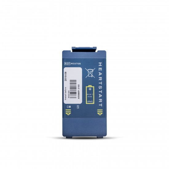 Battery For HS1 or FRX Defibrillator