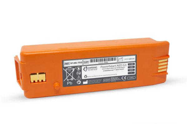 Cardiac Science Powerheart G3 Elite AED Battery