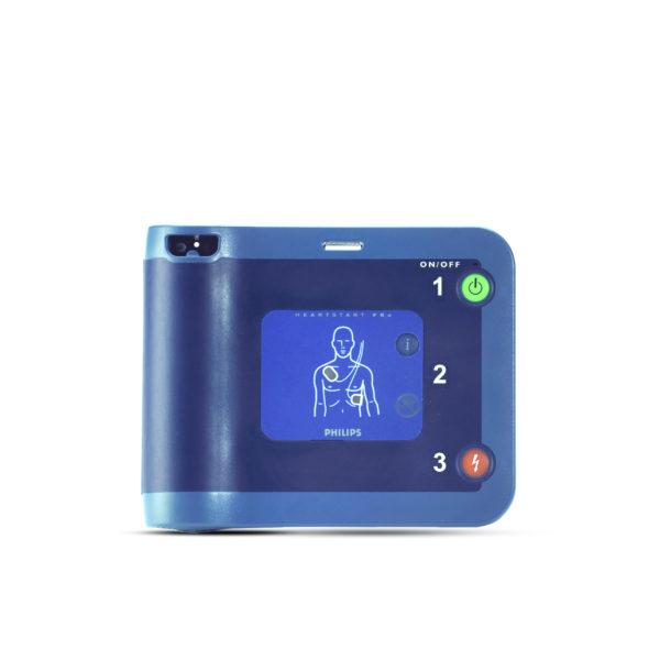 Philips HeartStart FRx Defibrillator with Carry Case