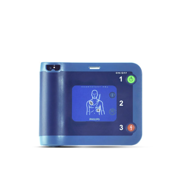 Philips HeartStart FRx Defibrillator with Carry Case