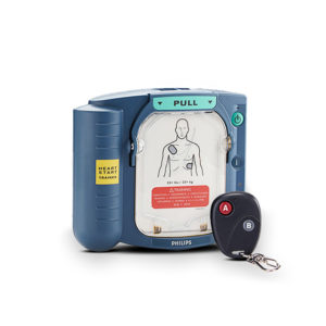 Philips HS1 Trainer AED with Remote Control