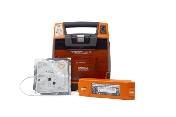 Cardiac Science Powerheart G3 Elite Semi Automatic Defibrillator