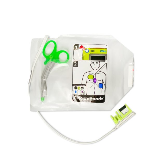 ZOLL AED 3 CPR Uni-padz ll