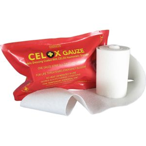 Celox Training Gauze Pack