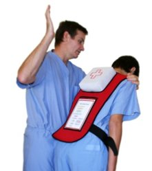 Actfast Anti-Choking Trainer Vest 1